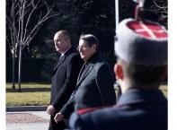 На среща в София президентите на България и Кипър Румен Радев и Никос Анастасиадис