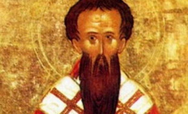Свети Василий живял през царуването на иконобореца Лъв Исаврянин. Като