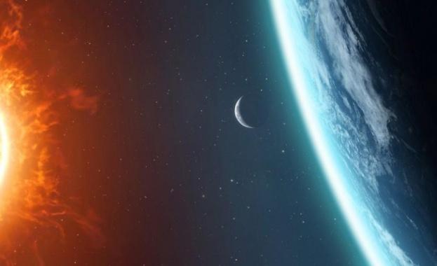 Наблюдаваме явлението Супер Луна в нощта на 7 срещу 8 април