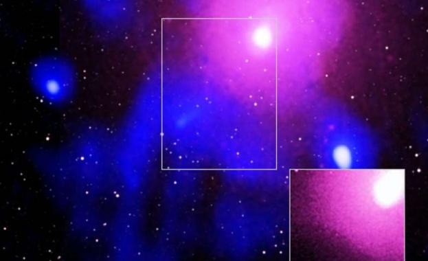 Мощният взрив е пет пъти по-силен от най-голямата космическа експлозия,