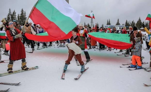 Хоро върху ски ще тропат ентусиасти на 3 март в