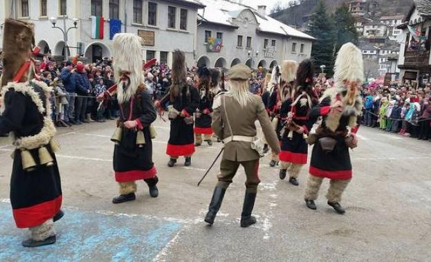 В родопското село Широка лъка днес е кулминацията на традиционния