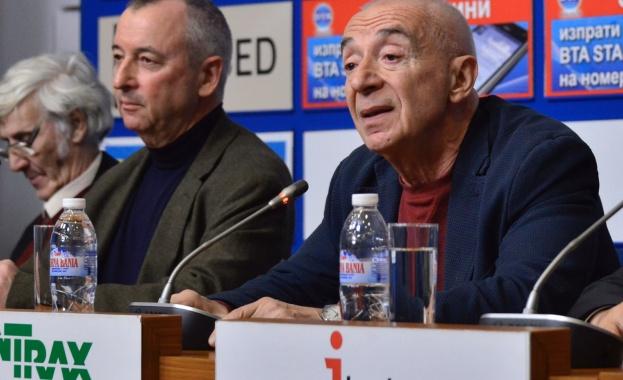 Проф. Захари Захариев е член на Националния съвет на БСП