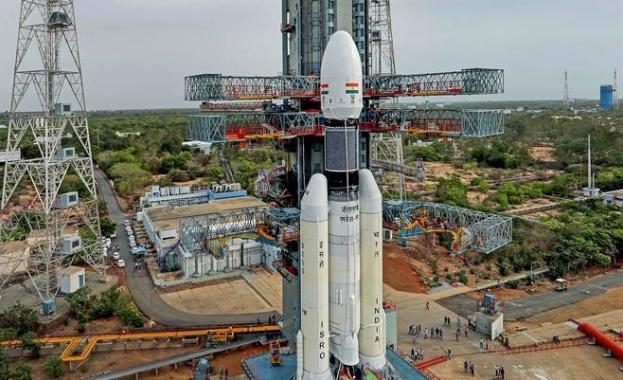 """Индийското космическо ведомство предвижда третата автоматична лунна експедиция """"Чандраян-3"""