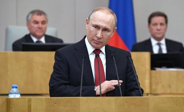Путин отлага конституционните промени