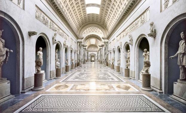 14 музея, които може да посетите виртуално, седейки у дома