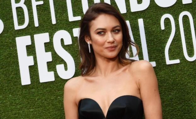 Френската актриса от украински произход Олга Куриленко се е заразила