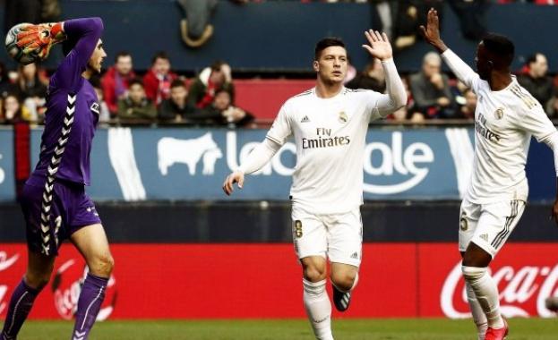 """Нападател на """"Реал"""" (Мадрид) наруши карантината, съдят го"""