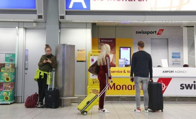 Над 500 пътници кацнаха във Варна за два дни от