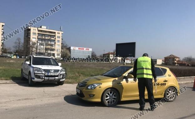 Организация на движението с пропускателен режим поради въведените противоепидемични мерки