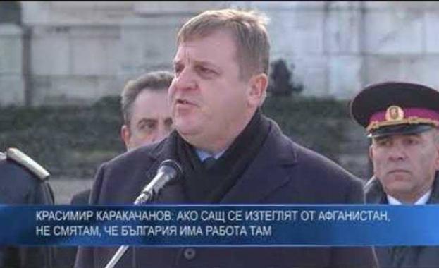 В разгара на пандемията Каракачанов праща нов контингент! Няма по-опасен