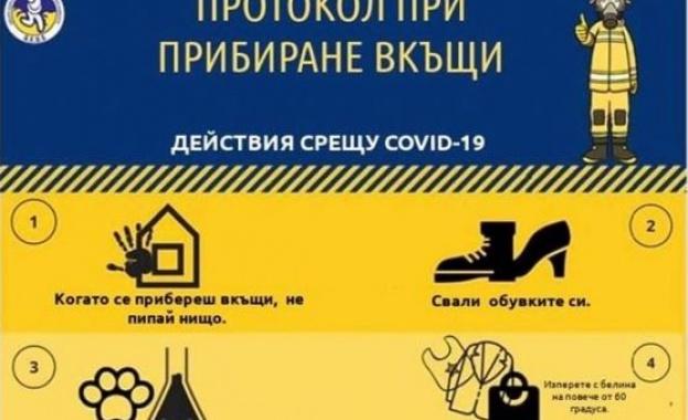 Полезни указания за предпазване от CoVID-19. Разпространявайте!