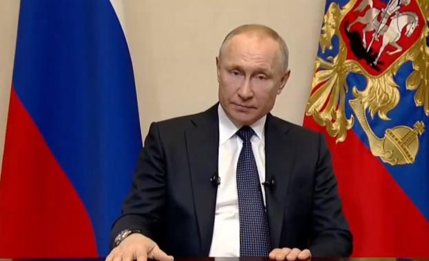 Путин обяви следващата седмица за неработна (видео)