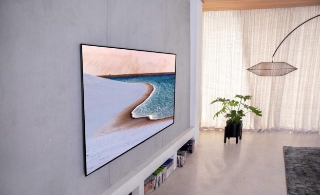 LG OLED TV отново взе най-високото отличие на престижните награди Red Dot Design