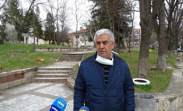 57-годишен от град Банско е починалият преди обяд днес мъж