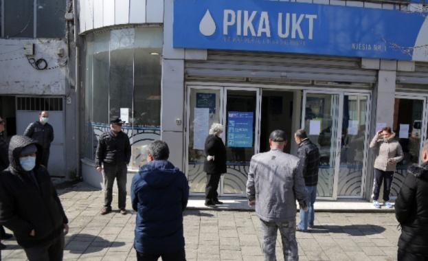 Албанското правителство съобщи, че хората ще трябва да кандидатстват за