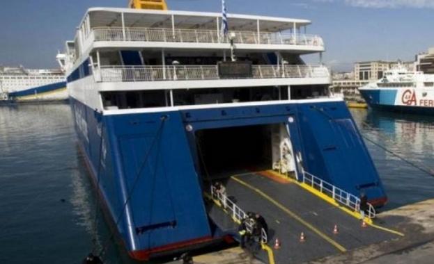 64-годишен българин е бил открит мъртъв във ферибот, пристигнал на