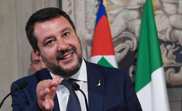 Бившият министър на вътрешните работи на Италия и лидер на