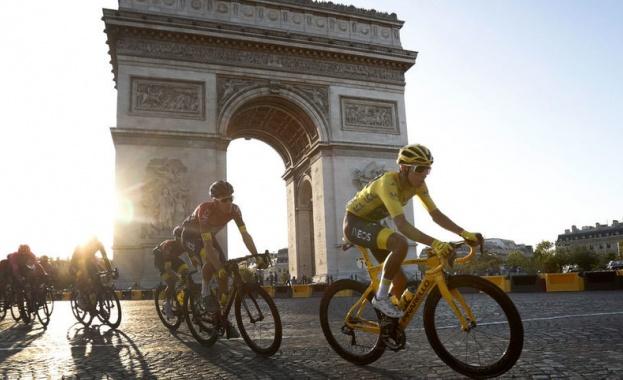 Виртуален Тур дьо Франс ще отбележи завръщането на колоезденето