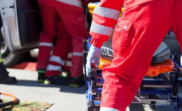 Девет души са ранени у нас при пътни инциденти през