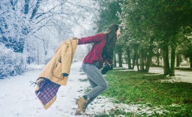 Тази година през декември се очаква средната месечна температура да