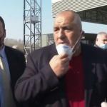 Борисов: Риск е БСП за държавата