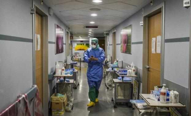 61 лекари са починали от коронавирус в Италия, съобщават от