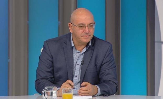 Министърът на околната среда и водите Емил Димитров коментира в