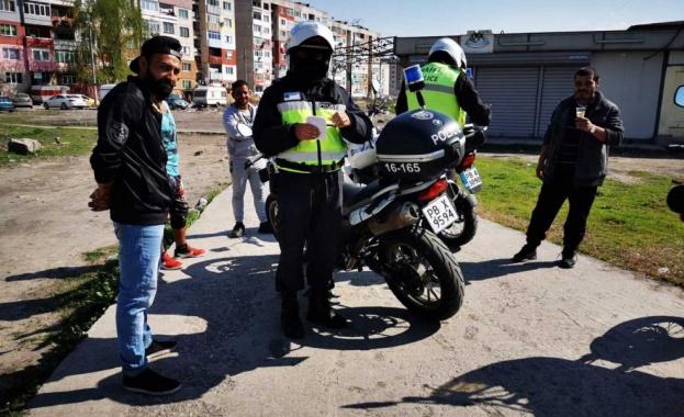 155 акта са съставили само днес полицаите от ОД на
