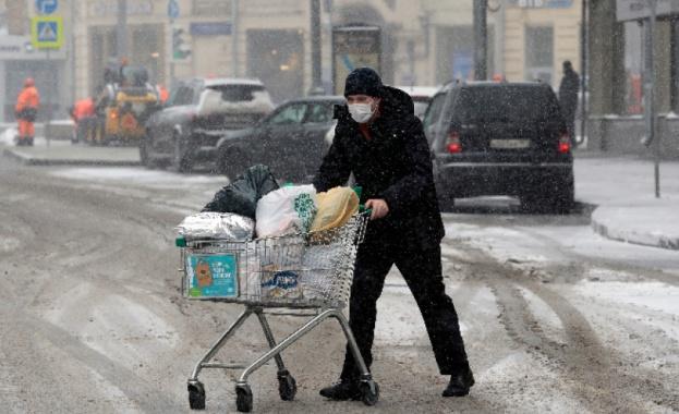 Броят на заразените с коронавируса в Русия се е увеличил