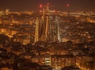 Барселона - перлата на Каталуния, сега е пуста и тих