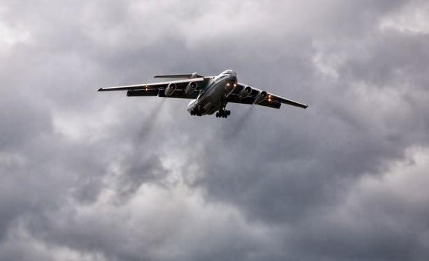 Русия изпрати в Сърбия 11 военнотранспортни самолета с медицинско оборудване