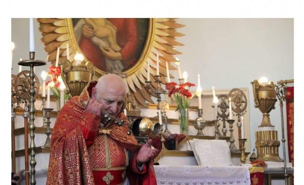 Арменците по света празнуват Цветница и за тях започва Страстната