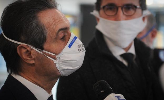 Властите в Ломбардия, най-засегнатата италианска провинция от коронавируса, със закон