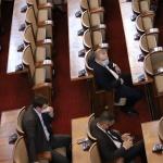 Комисии гледат на второ четене бюджета и извънредното положение