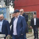 ПР акция на деня: Иван Гешев се срещна с жертва на грабеж в село Трилистник
