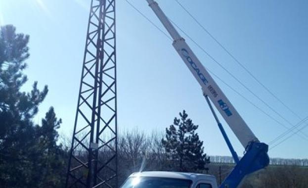 До 12 март тази година Електроразпределение Север монтира над 20