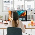 Как да създадем ергономичен офис у дома