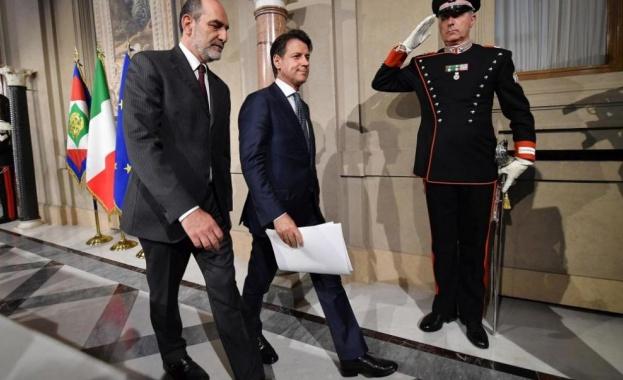 Италия може да започне от края на април да премахва