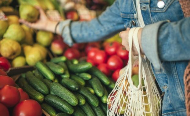 Падат цените на плодовете и зеленчуците
