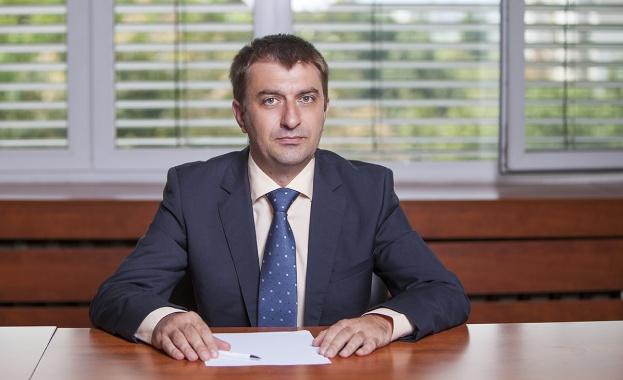 Виктор Станчев е Главен оперативен директор на ЧЕЗ Разпределение България