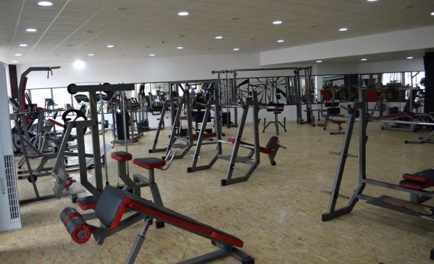 Фитнес залите ще работят при строги правила