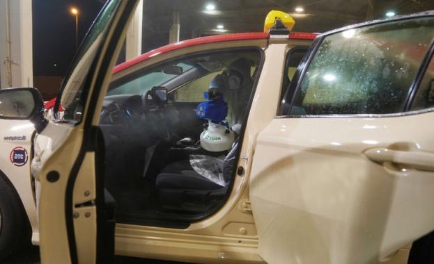 Епидемията от коронавирус и опасността от зараза в превозните средства