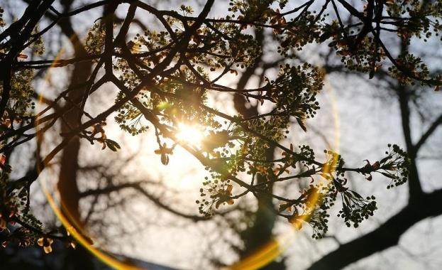 Слънце и дъжд на празника
