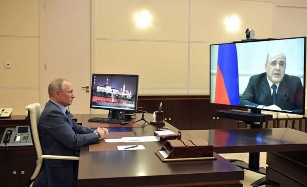 Андрей Белоусов, неговият пръв заместник, ще поеме временно функциите му