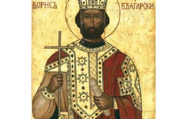 Светла сряда. Св. цар Борис-Михаил. Св. Атанасий Велики