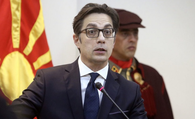 Македонският президент Стево Пендаровски предупреди, че на страната му не