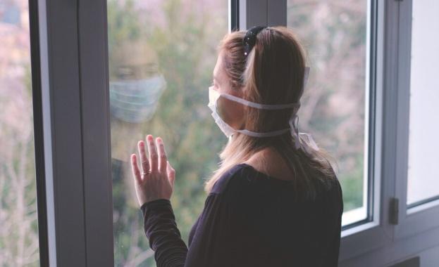 Учени: Тревожността, свързана с COVID-19, може да попречи на хората да се реинтегрират