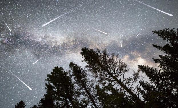 Максималната активност на метеорния поток Ета Аквариди ще на 5