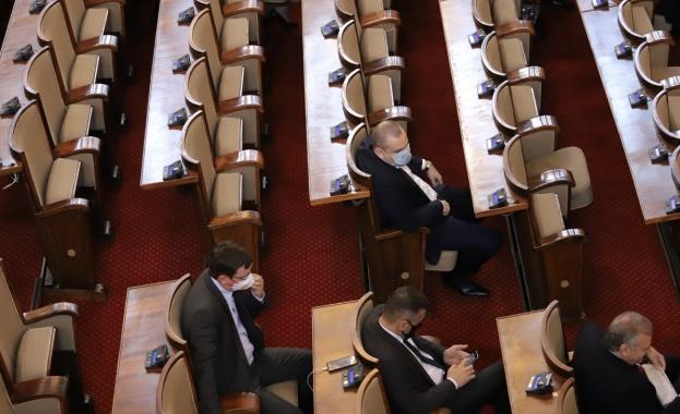 Депутатите гледат докладите на антикорупционната комисия и КЕВР